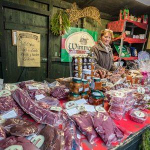 Wimmers Genusswerkstatt am Christkindlmarkt in der Region StarnbergAmmersee