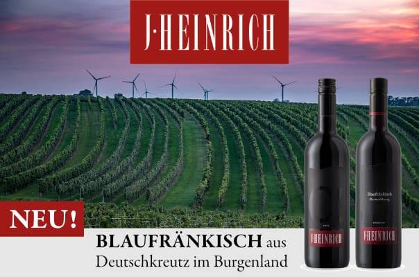 Weingut Heinrich, Blaufränkisch aus dem Burgenland